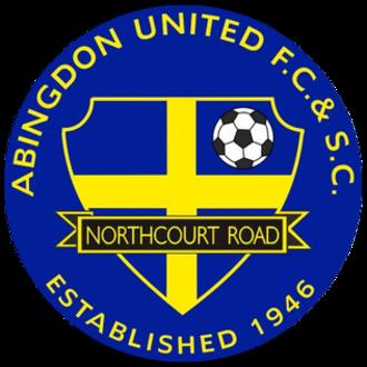 Abingdon United F.C. - Image: Abingdon United FC
