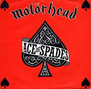 Ace of Spades (song) - Image: Ace of Spades (song)