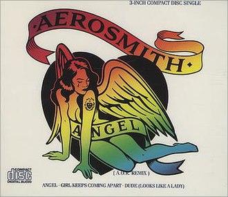 Angel (Aerosmith song) - Image: Aerosmith Angel