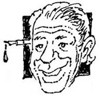 Al Scaduto - Al Scaduto self-portrait
