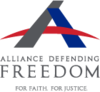 Logo of Alliance Defending Freedom