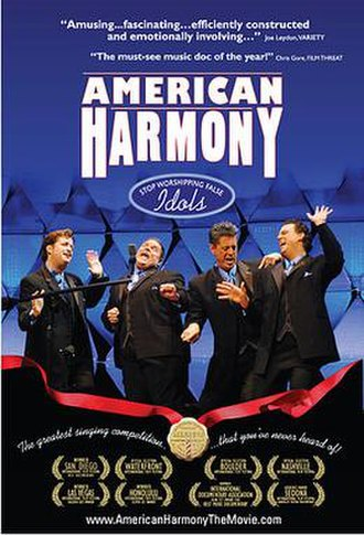 American Harmony - The greatest singing competition you've never heard of...