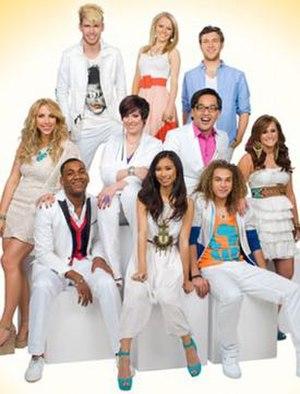 American Idols LIVE! Tour 2012 - Image: American Idol LIVE Tour 2012