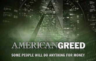 American Greed - Image: American greed title card