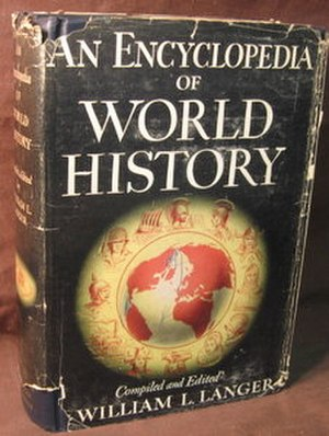 Encyclopedia of World History - Cover of the 1948 edition