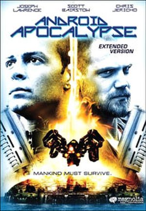 Android Apocalypse - Android Apocalypse DVD cover