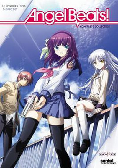 Picture of a TV show: Angel Beats!