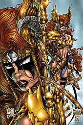 angela comics wikipedia