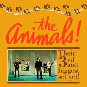 Animal Tracks (American album) - Image: Animal Tracks US Cover
