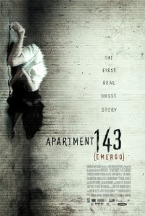 Apartment 143 - Image: Apartment 143 poster