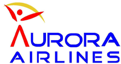 Aurora Airlines logo.png