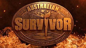 Australian Survivor - Title card used in the 2017 edition