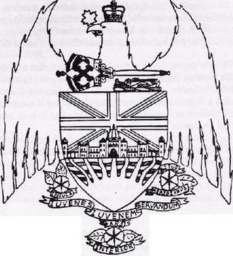 British Columbia Youth Parliament - Unofficial Coat of Arms of the BCYP