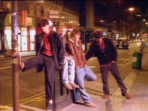 """Bang (Blur song) - Screenshot of """"Bang"""" video"""