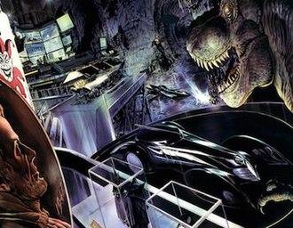 Batcave - Image: Batcave Ross