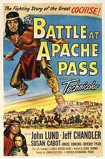 <i>The Battle at Apache Pass</i> 1952 film by George Sherman
