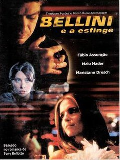 <i>Bellini and the Sphynx</i> 2001 film by Roberto Santucci