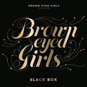 Black Box (Brown Eyed Girls album) - Image: Black Box Cover Art