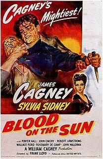 <i>Blood on the Sun</i> 1945 film by Frank Lloyd
