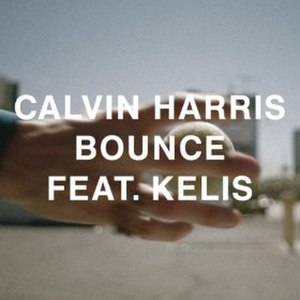 Bounce (Calvin Harris song) - Image: Bounce