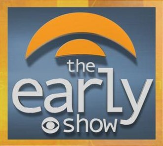 The Early Show - Image: CBS EARLY SHOW LOGO