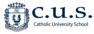 Catholic University School - Image: CUS, Dublin logo