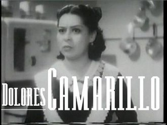Dolores Camarillo - in Ahí está el detalle (1940)