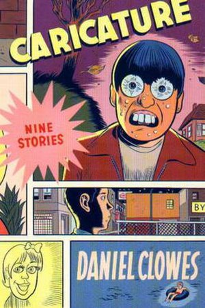 Caricature (comics) - Cover of the 2002 paperback edition of Caricature
