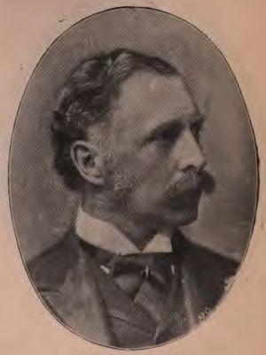 Sir Charles Swann, 1st Baronet - Charles Swann c1895