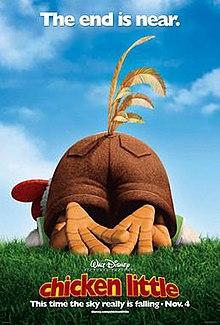 Chicken Little 2005 Film Wikipedia