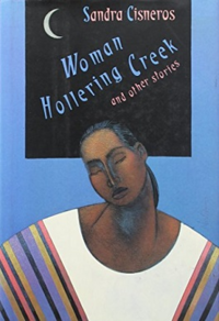 Large stylized drawing of a Mexican woman with the book title above.
