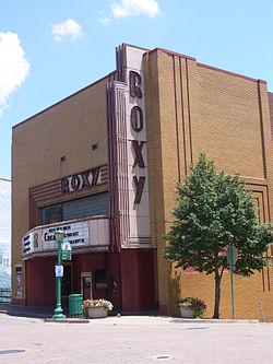 Clarksville Roxy Theater