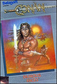 Conan: Hall of Volta