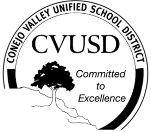 Conejo Valley Unified School District - Image: Conejo Valley Unified School District logo