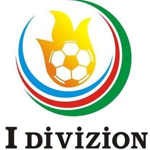 Azerbaijan First Division - Image: DIVIZIA1