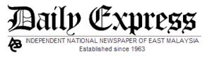 Daily Express (Malaysia) - Image: Daily Express