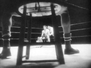 Day of the Fight - A shot from Day of the Fight (1951)