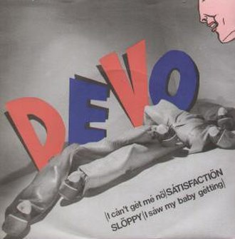 (I Can't Get No) Satisfaction - Image: Devo Satifaction