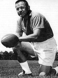 Dick Offenhamer American football and baseball player, coach