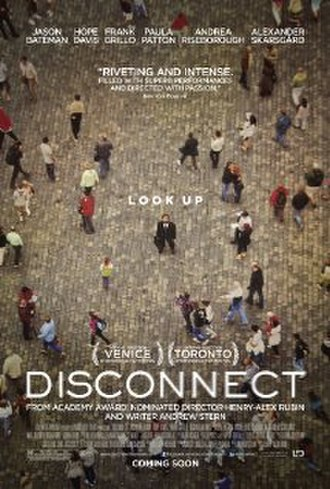 Disconnect (2012 film) - Theatrical release poster