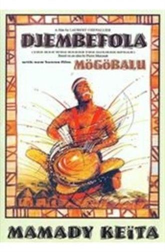 Djembe - Djembefola DVD cover