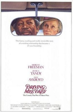 Driving Miss Daisy - Theatrical release poster