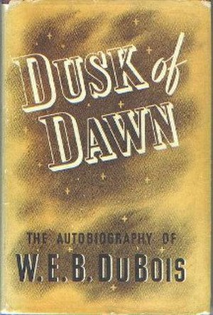 Dusk of Dawn - First edition (publ. Harcourt Brace)