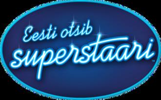 Eesti otsib superstaari - Eesti otsib superstaari logo as of 2012