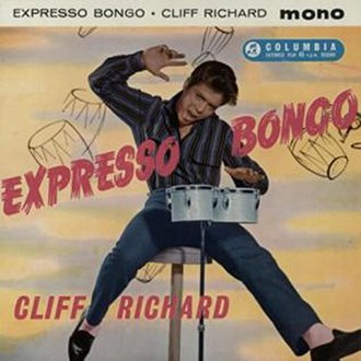 Expresso Bongo - Image: Expresso Bongo Cliff Richard EP