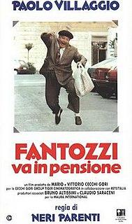 <i>Fantozzi va in pensione</i> 1988 film by Neri Parenti