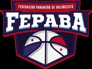 Panama national basketball team - Image: Fepaba logo