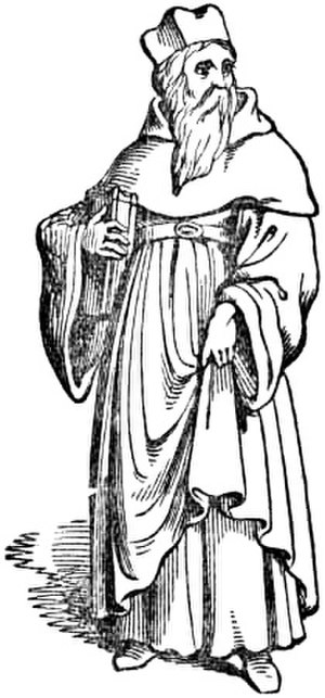 Giovanni Antonio de Carbonariis - Augustinian
