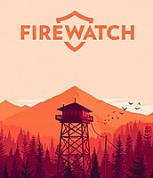 Picture of a game: Firewatch