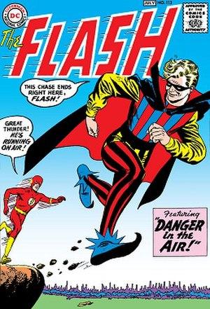 Trickster (comics) - Image: Flash 113